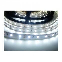 LED pásek 12W, 60 LED, Studená bílá, nezalitý