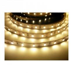 LED pásek 12W, 60 LED, Teplá bílá, nezalitý