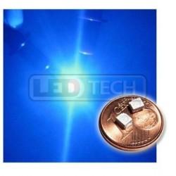 LED smd dioda 3528 PLCC-2 modrá - 200mcd / 120°