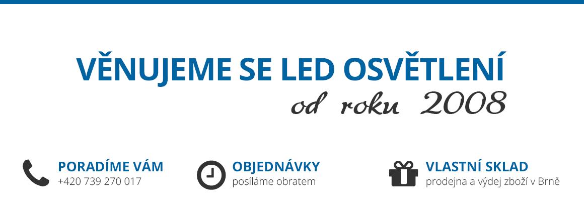Informace o LEDtech