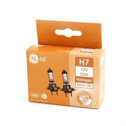 Halogenová žárovka H7 Extra Life
