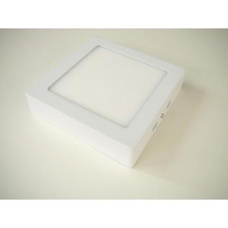 LED panel 12W přisazený čtverec 166x166mm