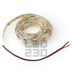 LED pásek 11W, 60 LED, Studená bílá, zalitý