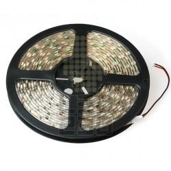 LED pásek 5m, 52W, 300 LED, Studená bílá, zalitý
