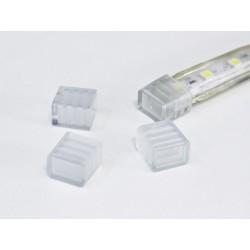 Koncovka jednobarevného LED pásku na 230V
