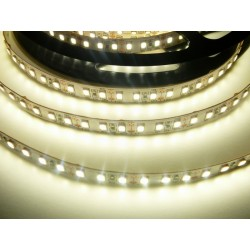 LED pásek 20W, 120 LED, 24V, Denní bílá, nezalitý