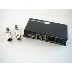 LED DMX ovladač 3 kanály