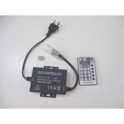 LED ovladač RGB LED pásků 230V-28B