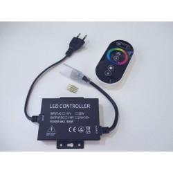 LED ovladač RGB LED pásků RING