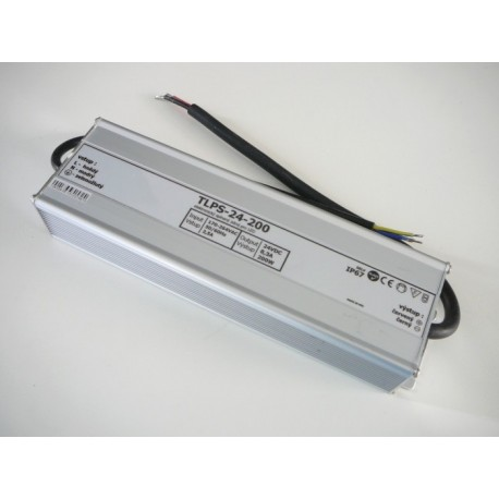 LED zdroj 24V 200W IP67
