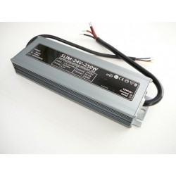 LED zdroj 24V 250W SLIM