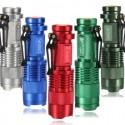 LED svítilna CREE Q5 mini 1x AA baterie