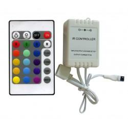 LED ovladač IR24B RGB