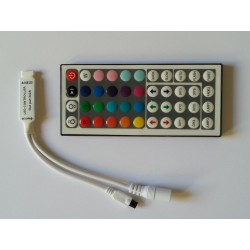 LED ovladač IR44B RGB mini