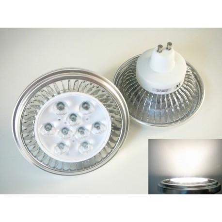 LED žárovka GU10 AR111 CREE 11W 60° denní bílá