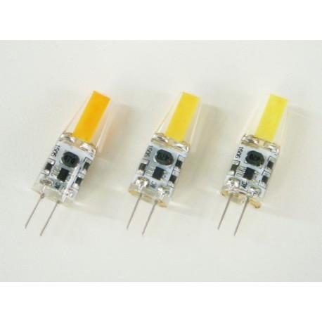 LED žárovka G4 COB 3W