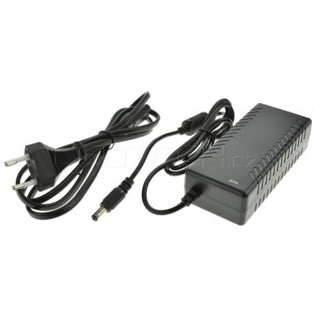 LED zdroj 12V 48W zásuvkový černý