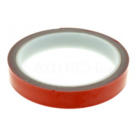 Oboustranná akrylová páska 13mm x 2m