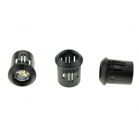 LED objímka 8mm