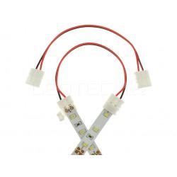 Click spojka s kabelem pro jednobarevný pásek 10mm