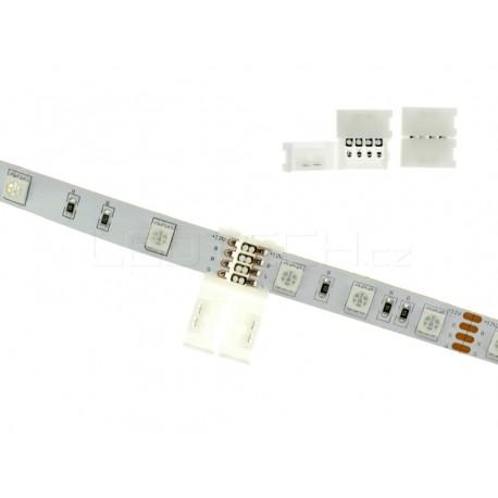 Click spojka pro RGB pásek 10mm