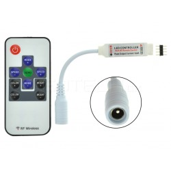RF Mini RGB LED ovladač