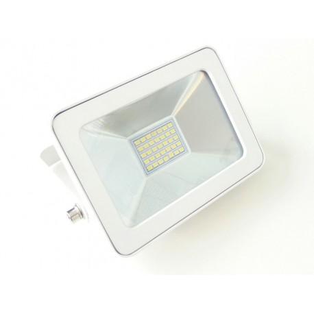 LED reflektor obdélníkový 15W bílý