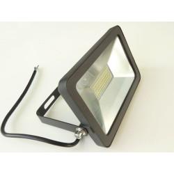 LED reflektor obdélníkový 30W černý