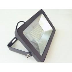 LED reflektor obdélníkový 50W černý