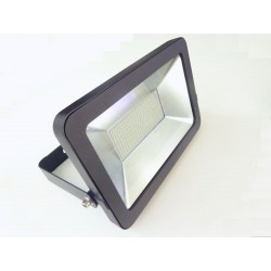 LED reflektor obdélníkový 100W černý