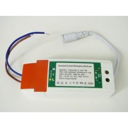 Stmívatelný zdroj pro 17W a 18W panel