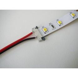 Spojka pro jednobarevný LED pásek s kabelem 8mm
