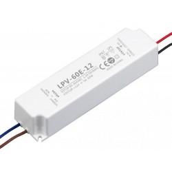 LED zdroj 12V 60W - LPV-60E-12V IP67