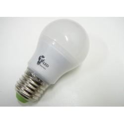 LED žárovka E27 6W 360°