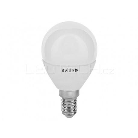 LED žárovka E14 6W koule