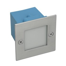LED vestavné svítidlo TAXI SMD L C/M čtverec