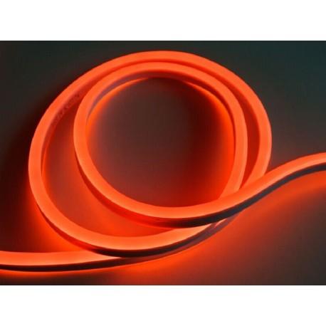 LED NEON pásek 230V - Červený