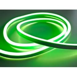 LED NEON pásek 230V - Zelený