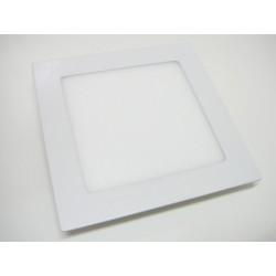LED panel 12W čtverec 171x171mm