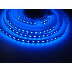 LED pásek 24V HQ 120LED 9.6W vnitřní - Modrá