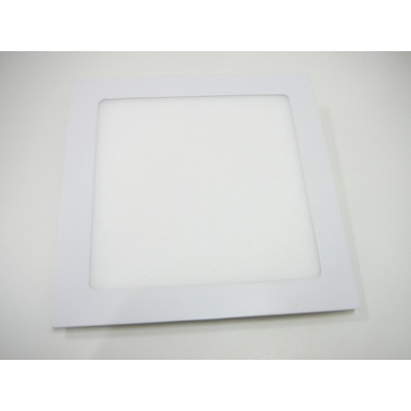 LED panel 18W čtverec 225x225mm