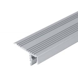 LED profil ST schodišťový - Profil bez krytu
