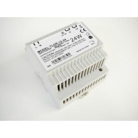 LED zdroj 12V 24W na DIN lištu -TLDR-12-24