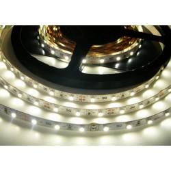LED pásek 4.8W, 60 LED, Nezalitý IP 20 - Denní bílá