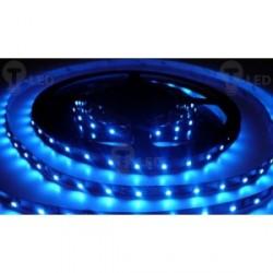 LED pásek 4.8W, 60 LED, Nezalitý IP 20 - Modrý