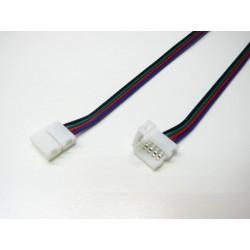 RGB přípojka click pro LED pásek s kabelem