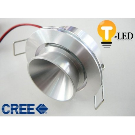 LED svítidlo TLZ-C3W-80 - Teplá bílá