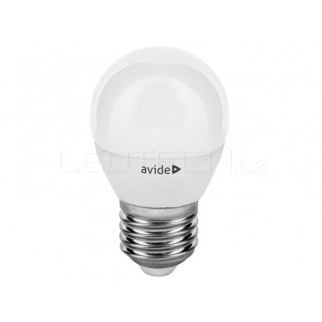 LED žárovka E27 6W koule