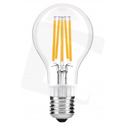 LED žárovka E27 12W FILAMENT retro