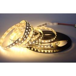 LED pásek 12W, 60 LED, Nezalitý IP 20 - Teplá bílá Avide